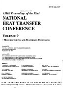 Heat Transfer Conference